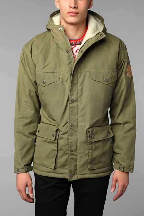 Fjallraven Greenland Winter Jacket Urban Outfitters