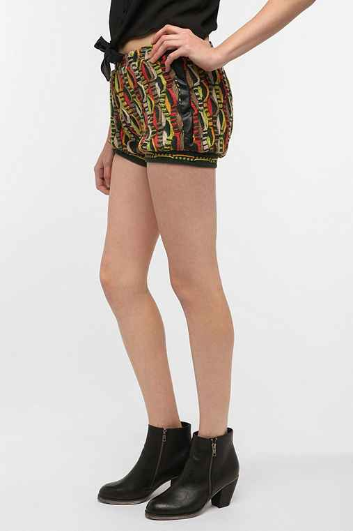 Urban Renewal Bloomer Sweater Short