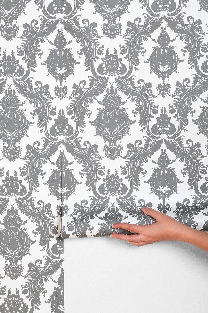damsel wallpaper. Black Bedroom Furniture Sets. Home Design Ideas
