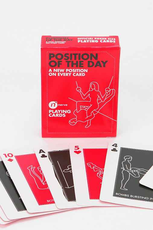 Position Of The Day Card Deck