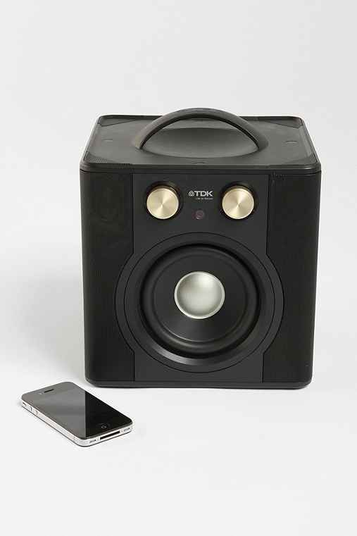 TDK Life On Record Sound Cube Wireless Speaker