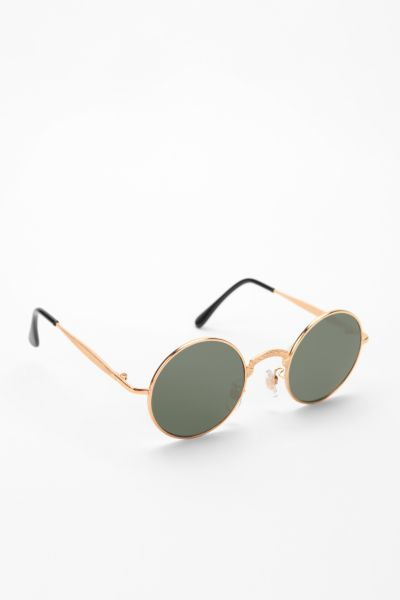 Valley Dreams Round Sunglasses