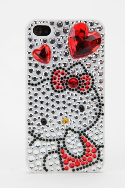 Hello Kitty iPhone 4/4s Case