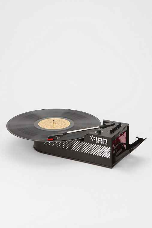 Duo Deck Digital Conversion Turntable