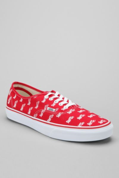Vans X Curtis Kulig Love Me Authentic Sneaker