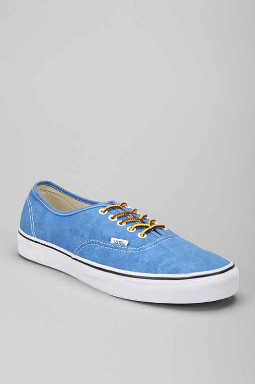 Vans Authentic Washed Men's Sneaker