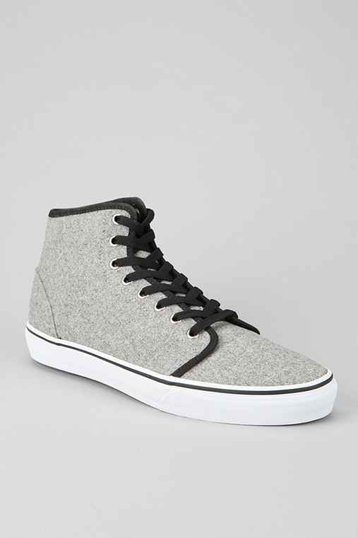 Vans 106 High-Top Wool Sneaker