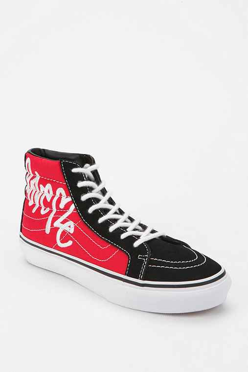 Vans X Curtis Kulig Love Me High-Top Sneaker