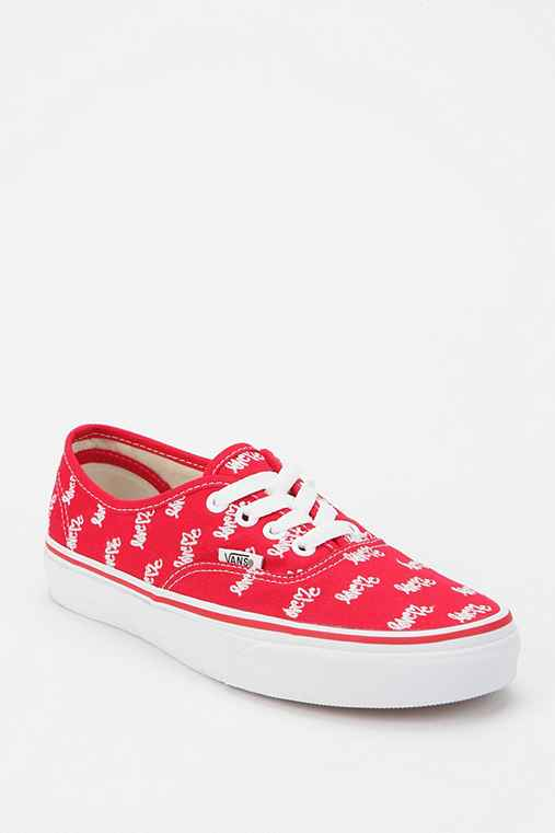 Vans X Curtis Kulig Love Me Low-Top Sneaker