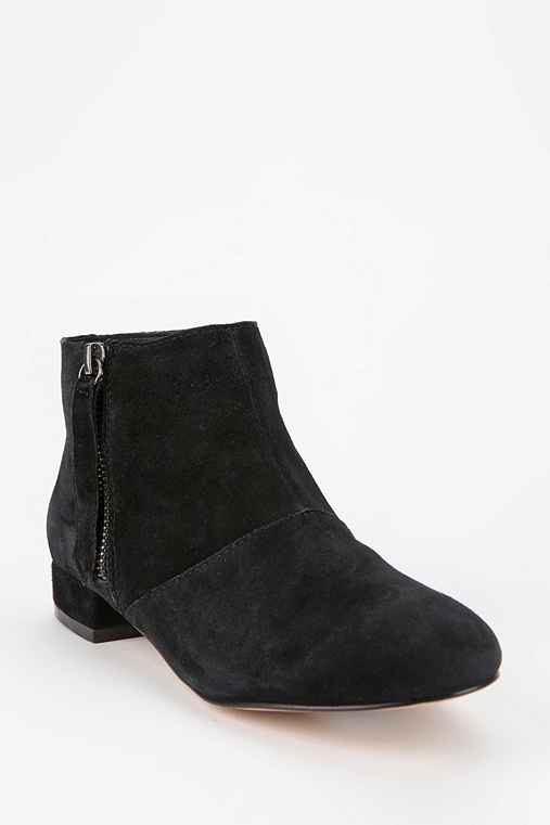 DV By Dolce Vita Faven Suede Ankle Boot