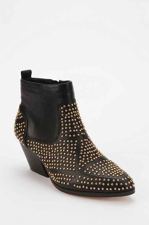 Dolce Vita Rezzie Pin-Stud Ankle Boot