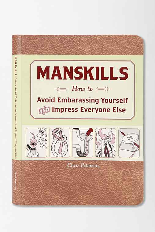 Manskills By Chris Peterson,ASSORTED,ONE SIZE