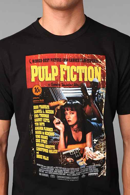 Pulp Fiction Tee