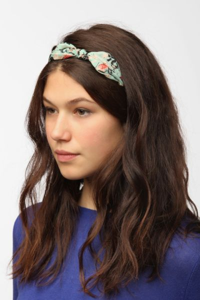 Silky Bow Headwrap