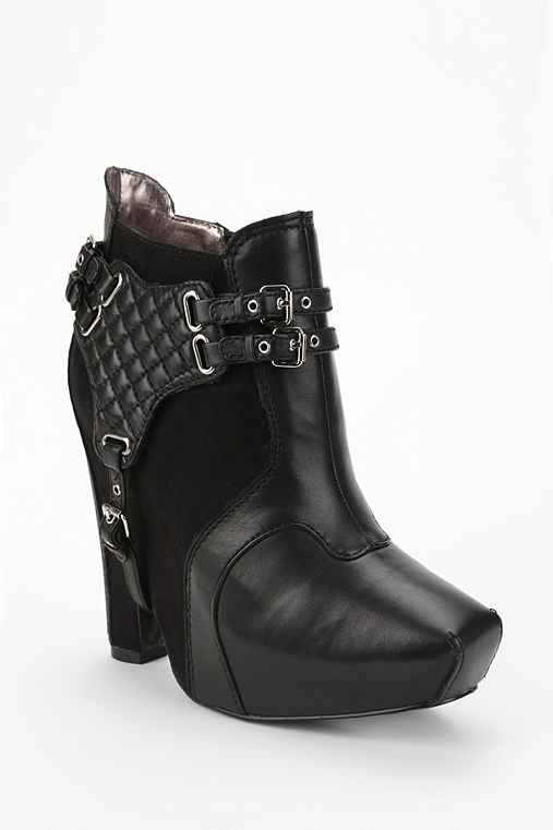 Sam Edelman Zoe Split-Wedge Platform Ankle Boot