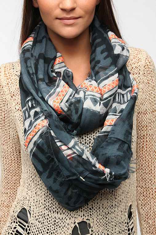 Staring At Stars Embellished Eternity Scarf