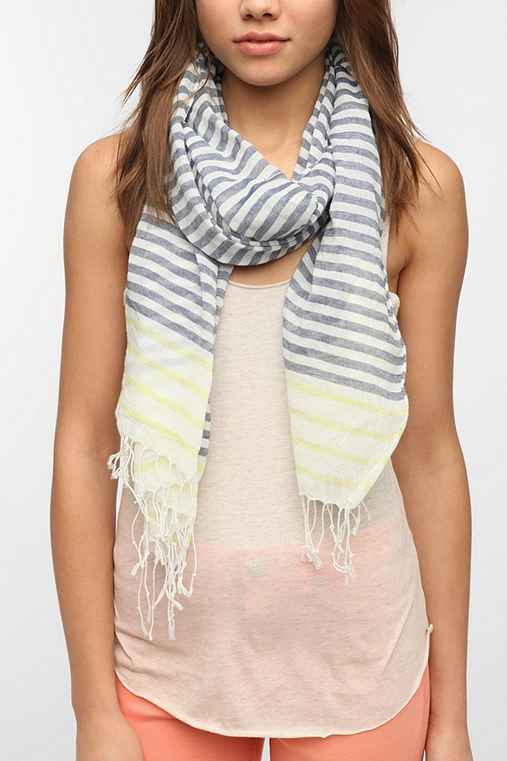 BDG Colorblock Stripe Scarf