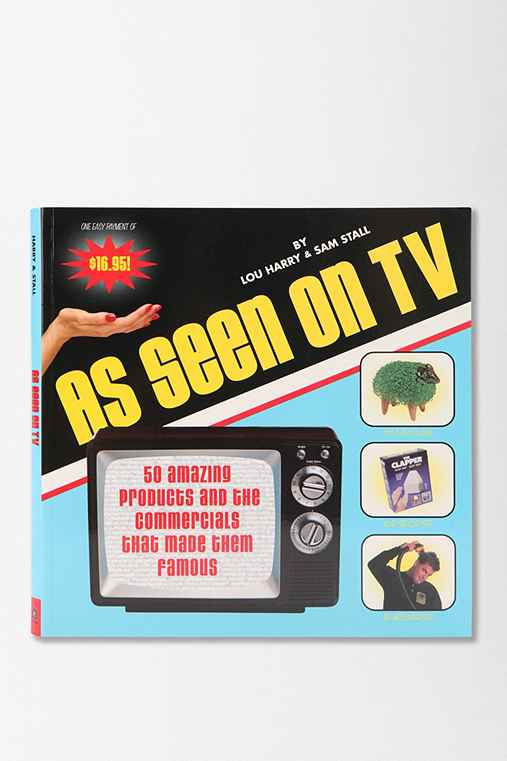 As Seen On TV By Lou Harry & Sam Stall