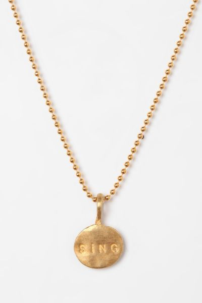 B.U. Sing Necklace