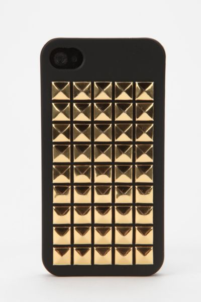 Pyramid-Stud iPhone 4/4S Case