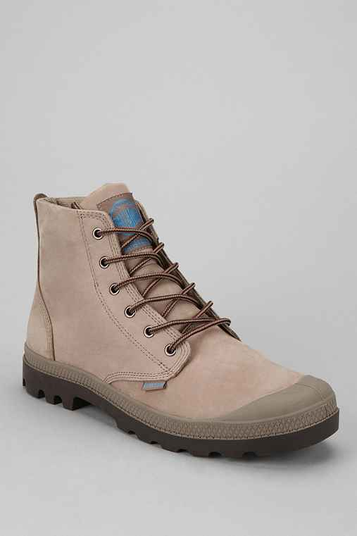 Palladium Pampa High-Top Gusset Boot