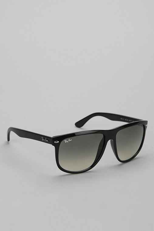Ray-Ban Flat Top Boyfriend Wayfarer Sunglasses