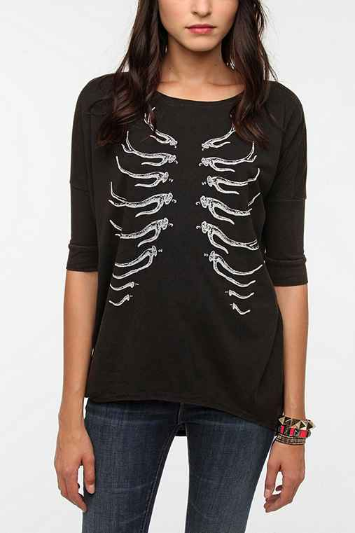 Workshop Antler Ribcage Tunic