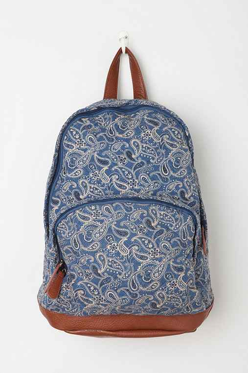 Ecote Quilted Bandana Backpack