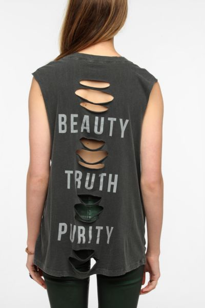 Truly Madly Deeply Beauty Truth Purity Tee