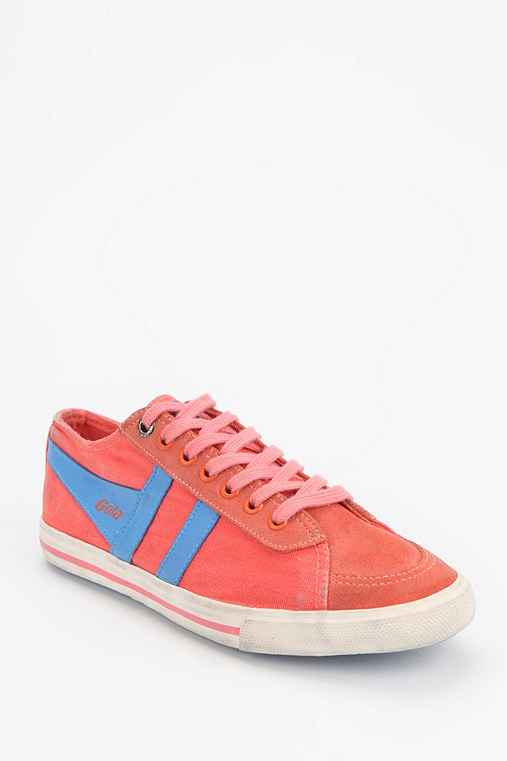 Gola Quota Classic Lace-Up Sneaker
