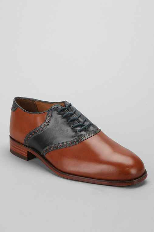 Florsheim Limited Markham Saddle Shoe