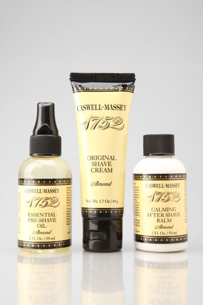 Caswell-Massey On-The-Go Shaving Kit