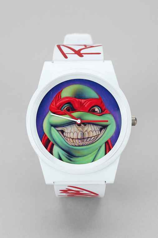 Flud Teenage Mutant Ninja Turtles x Ron English Watch