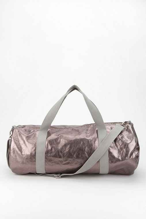 Deena & Ozzy Metallic Duffle Bag