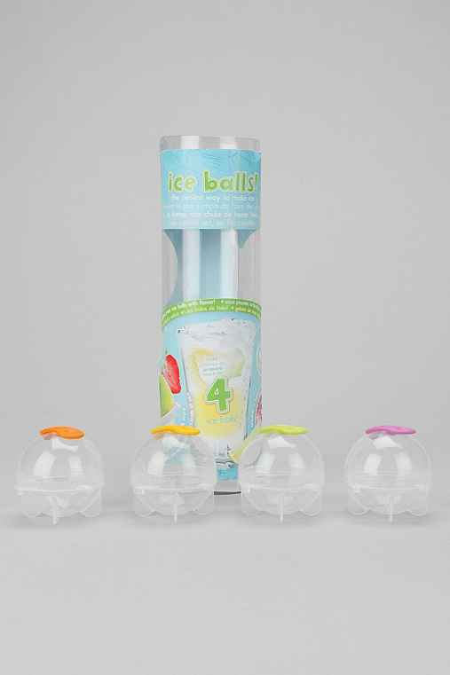 Ice Ball - Set Of 4