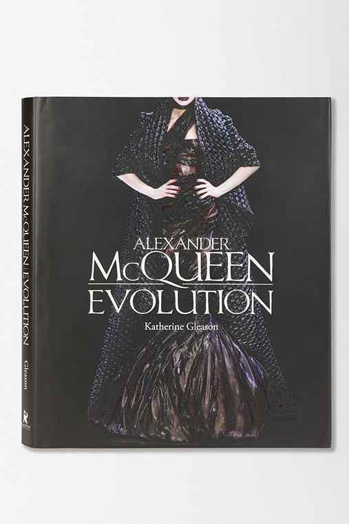Alexander McQueen: Evolution By Katherine Gleason