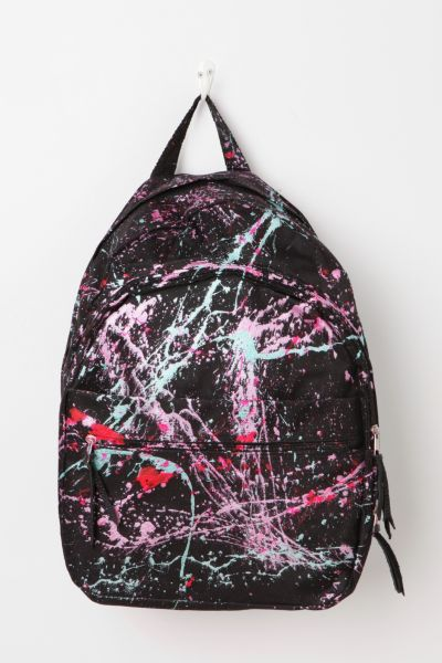 Zara Terez Hand-Painted Backpack