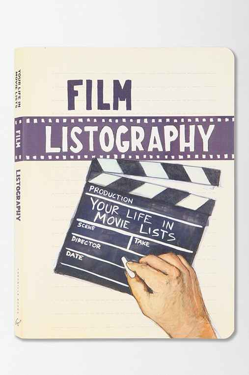 Film Listography Journal