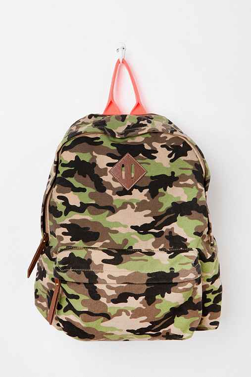 Steve Madden Camo Backpack