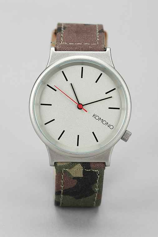 KOMONO Wizard Woodland Watch