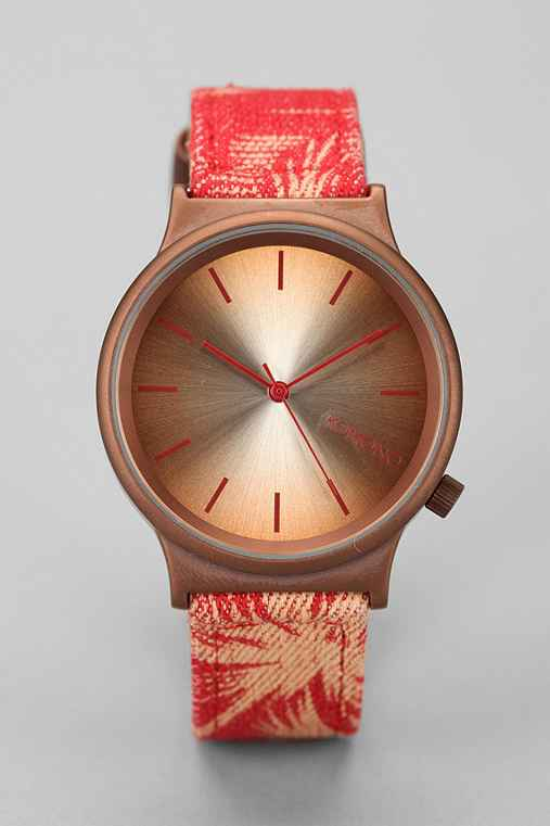 KOMONO Wizard Sunset Watch
