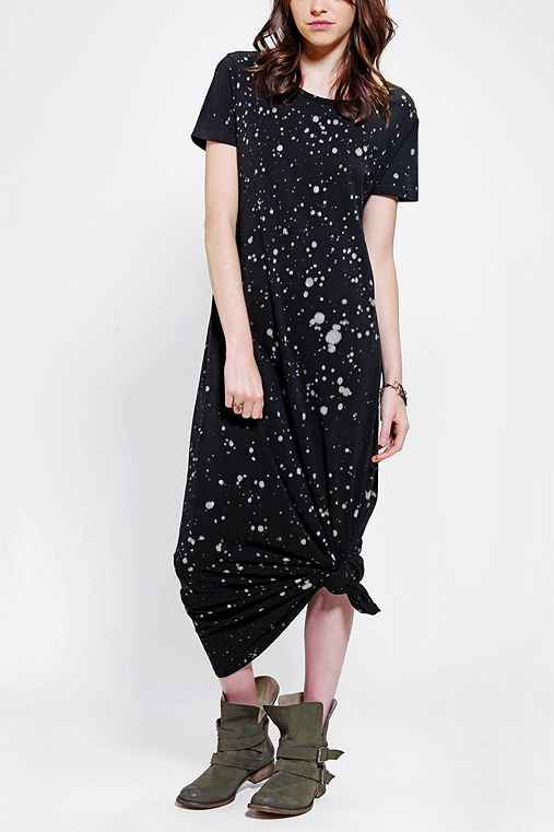 Staring At Stars T-Shirt Maxi Dress