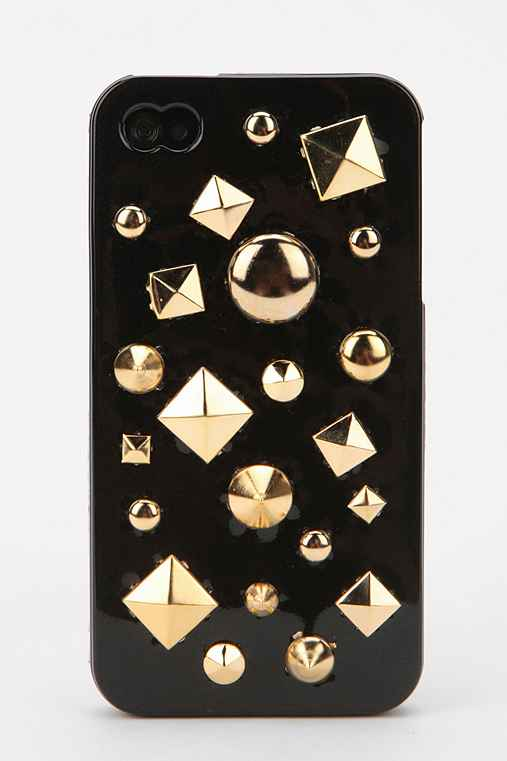 Mixed Stud iPhone 4/4s Case