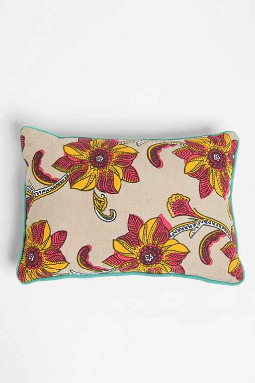 Magical Thinking Owabi Floral Pillow