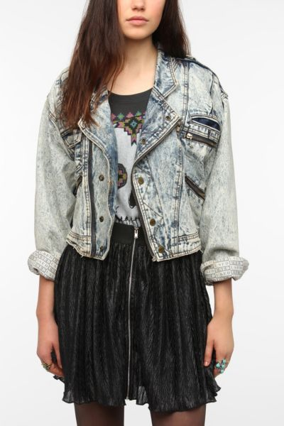 Urban Renewal Vintage '80s Denim Jacket