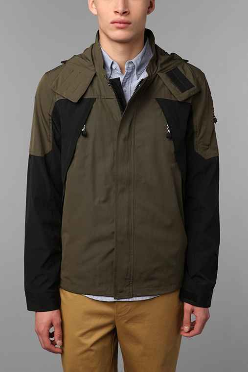 Charles & 1/2 Fairview Jacket