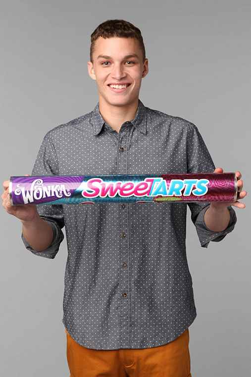Oversized SweeTarts Candy Box