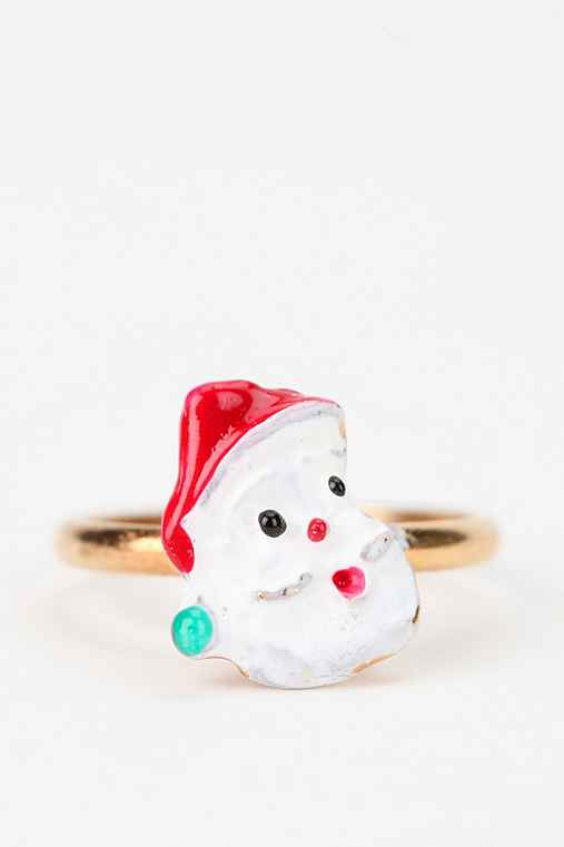 Urban Renewal Holiday Ring