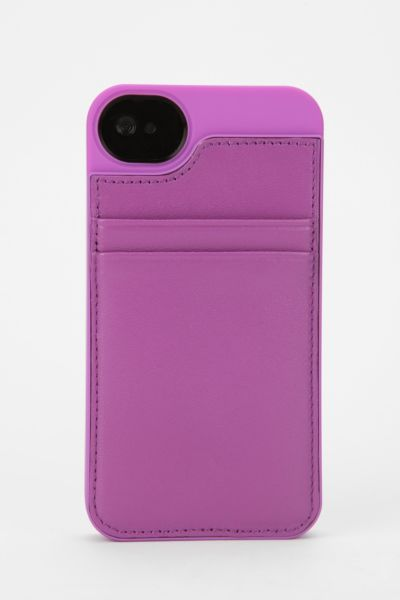 Wallet iPhone 4/4s Case