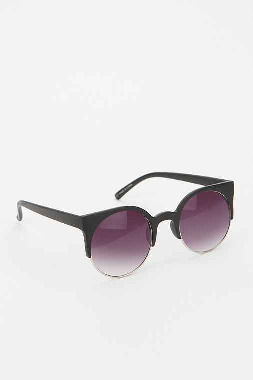 Funhouse Cat-Eye Sunglasses